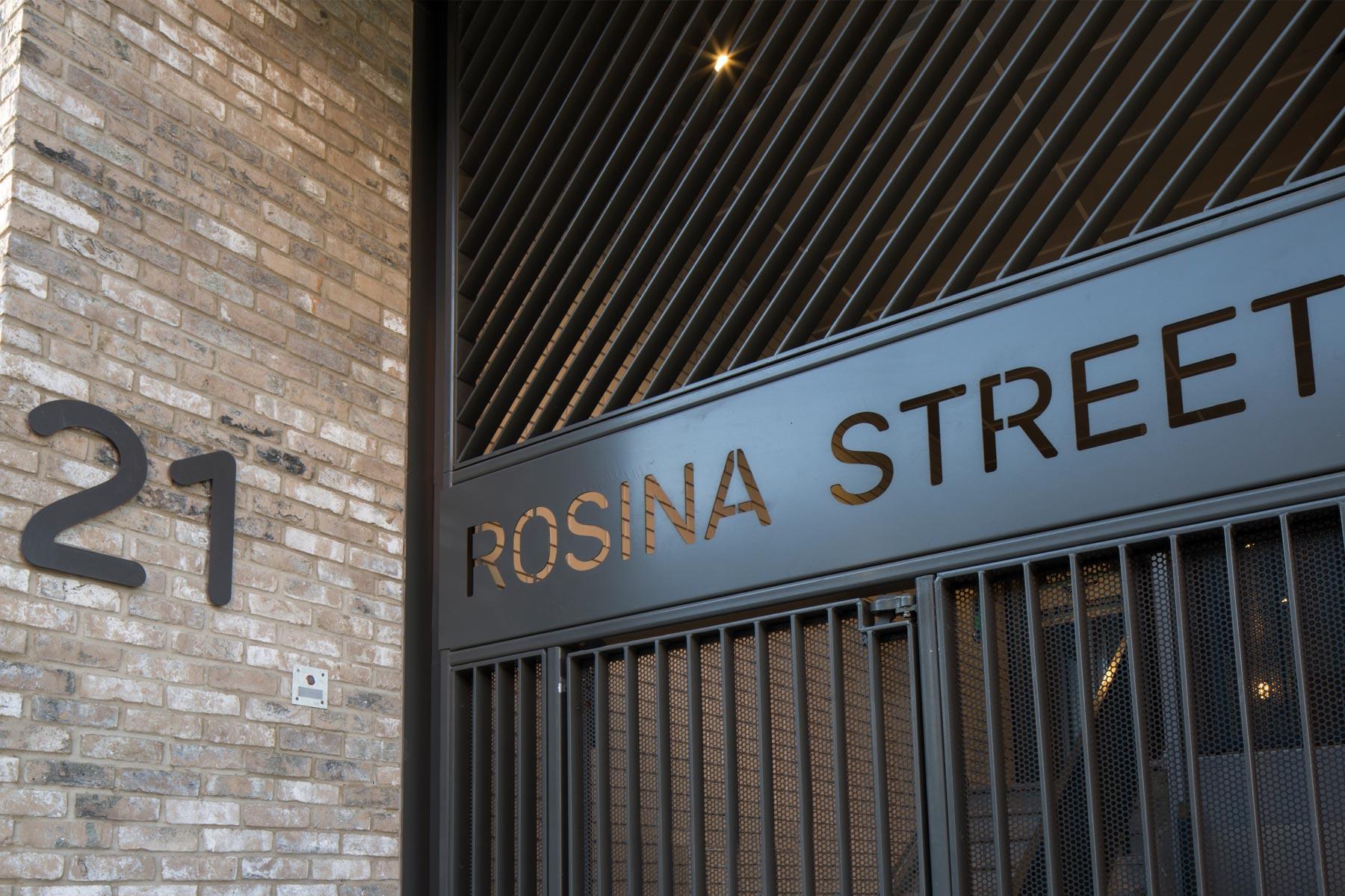 Rosina Street